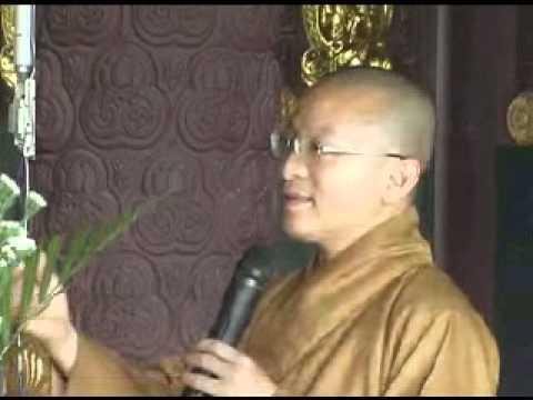 Mười bốn điều Phật dạy 3 - điều 9-12: Tuyệt vọng, sức khỏe, tình cảm và khoan dung (04/07/2008) Thíc