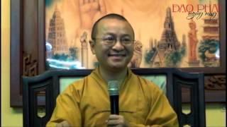 Cộng Nghiệp Và Diện Mạo Cuộc Sống (09/12/2012) video do Thích Nhật Từ giảng