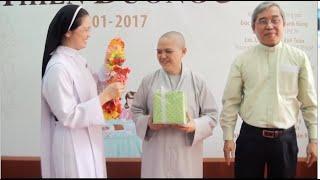 Bữa Ăn Chánh Niệm Trong Phật Giáo | Ni Sư Hương Nhũ giảng tại Nhà Thờ Ki Tô Giáo Sài Gòn