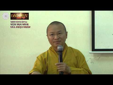 Khởi Tín Luận 03: Tám mục đích của Phật Pháp