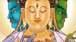 Nhạc Chú Kim Cang Tát Đỏa Bồ Tát - Om Vajra Sattva Hum (Om Benza Satto Hum) (Tiếng Phạn) (Rất Hay)