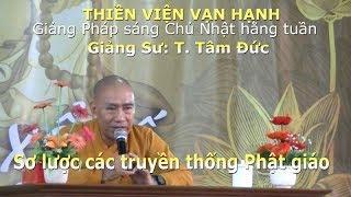 Sơ lược các truyền thống Phật Giáo