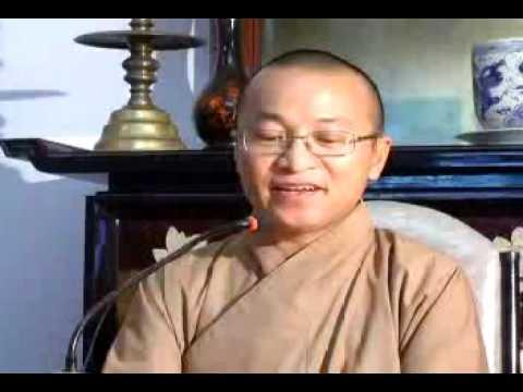Ảnh Hưởng Của Cộng Nghiệp (26/11/2006) video do Thích Nhật Từ giảng