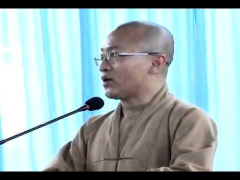 Bỏ kiếp giang hồ (25/09/2007) video do Thích Nhật Từ giảng