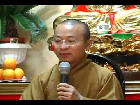Phước Sinh Tịnh Độ  - Phần 2/2 (15/08/2008) video do Thích Nhật Từ giảng