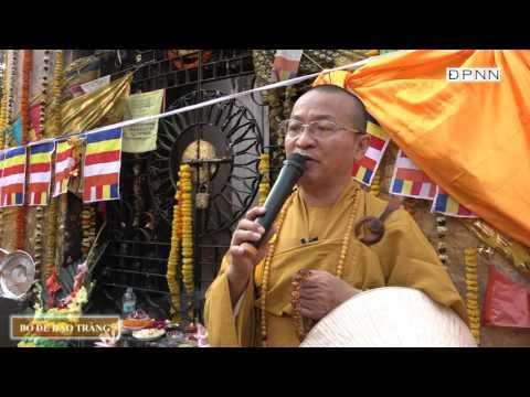 Hành hương Phật tích- Bồ Đề Đạo Tràng - Tuần lễ thứ 4 sau khi giác ngộ