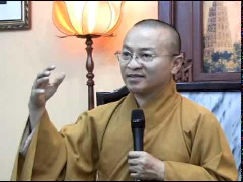 Kinh Bách Dụ 02 (Bài 6-9): Khi không còn gì để mất (09/01/2011) video do Thích Nhật Từ giảng