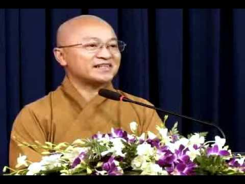 Cạm bẫy cuộc đời - phần 1/2 (09/07/2010) video do TT. Thích Nhật Từ giảng
