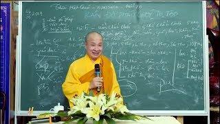 Bản đồ pháp giới phần 2 || Thầy Thích Trí Huệ