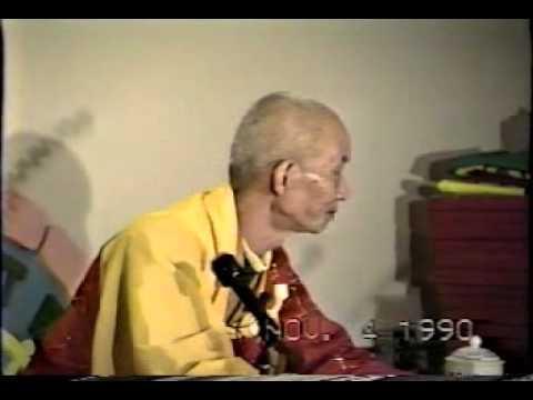 Video3 - 16/23 Phước đức, công đức, nghi thức hồi hướng - Thiền sư Duy Lực