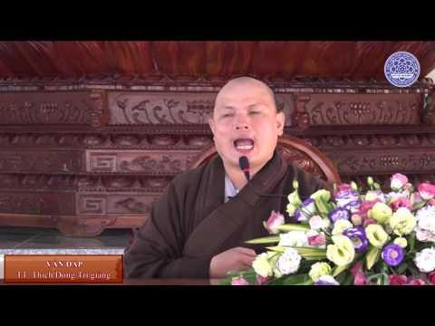 Vấn đáp Phật pháp 1 - 11-07-2016