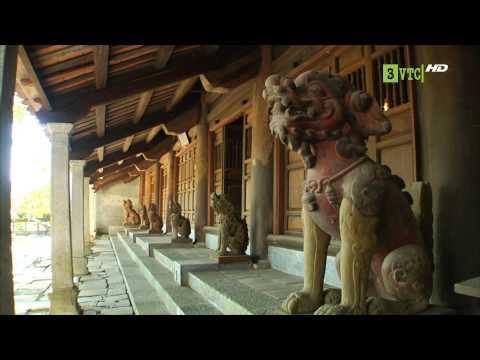 Bức tượng Vua cõng Phật