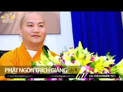 Phật Ngôn Trích Giảng