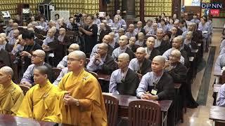 TT. Thích Nhật Từ thuyết giảng trong khóa tu Xuất Gia Gieo Duyên lần 5