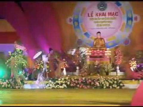 Ca Nhạc Chào Mừng Hội Thảo Hoằng Pháp Toàn Quốc 2011 - Bình Dương - Phần 1