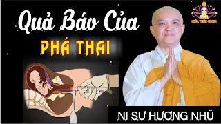 Tội Ác Và Quả Báo Của Nạo Phá Thai Nhi || Ni Sư Hương Nhũ giảng tại Chùa Cự Linh, Hải Dương