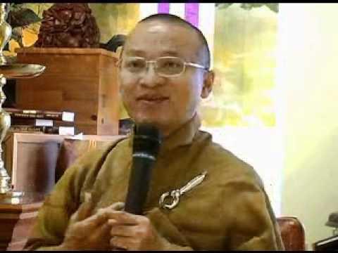 Kinh Phước Đức 1: Môi trường và giao tiếp (26/07/2008) video do Thích Nhật Từ giảng