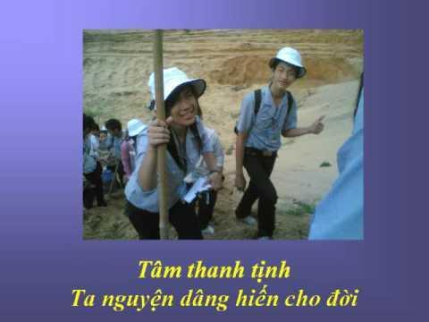 GĐPT- LÊN NÚI - Nhạc Võ Tá Hân - Thơ Tuệ Kiên