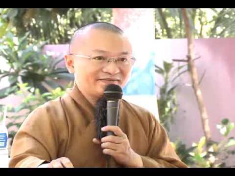 Báo hiếu, làm phước và tu tập (28/08/2010) video do Thích Nhật Từ giảng