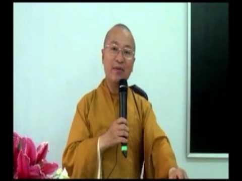Kinh Duy Ma Cật 01: Xây dựng Tịnh Độ tại trần thế (15/06/2012) video do Thích Nhật Từ giảng