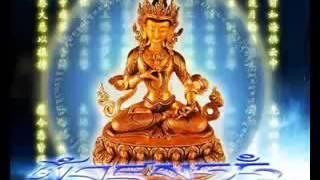 Nhạc Chú Kim Cang Tát Đỏa 100 Chữ (Thần Chú Của Đức Phật Kim Cang) (Có Chữ, Tiếng Phạn)