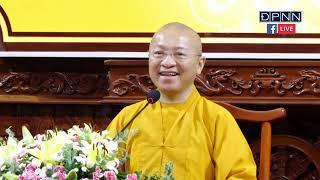 TT. Thích Nhật Từ thuyết giảng trong khóa tu Tuổi Trẻ Hướng Phật ngày 19/07/2020