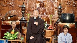 Sinh hoạt Phật pháp kỳ 1: Trò chơi Nếu Thì