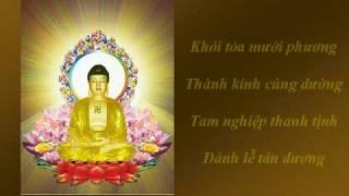 ĐẢNH LỄ PHÁP VƯƠNG - Nhạc Võ Tá Hân - Thơ Thích Quảng Thanh