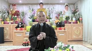 Cội Tùng Tỏa Bóng - Thầy Trí Chơn giảng tại Hoa Kỳ