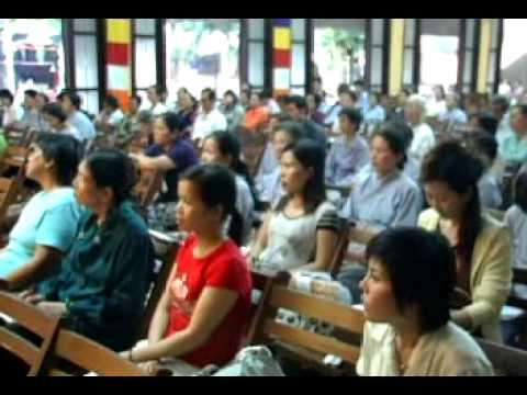 Kinh Trung Bộ 120: Tái Sinh Theo Ý Muốn (04/01/2009) video do Thích Nhật Từ giảng