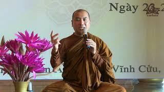 Phước đức - Nền tảng tạo nên giá trị con người || Sư Minh Niệm thuyết giảng