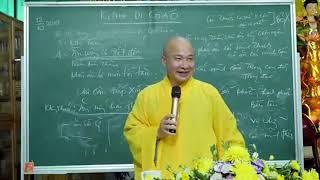 Kinh di giáo || Đại đức Thích Trí Huệ