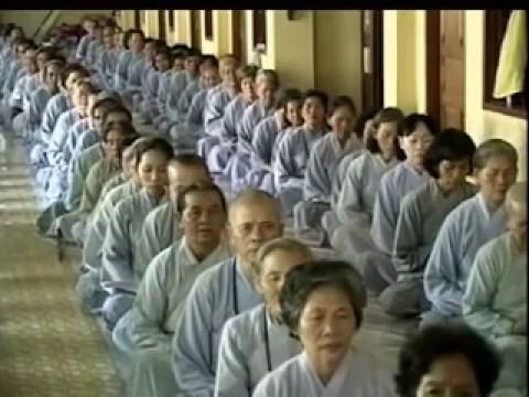 Khóa tu Phật thất 16 - Phần 2