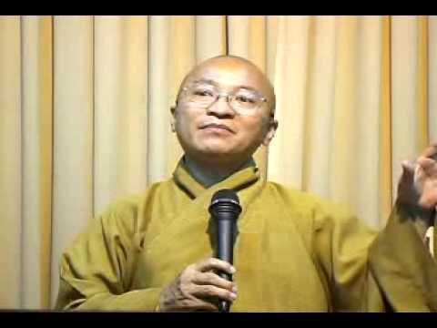 Kinh Trung Bộ 146: Pháp sư: người là ai (01/11/2009) video do Thích Nhật Từ giảng