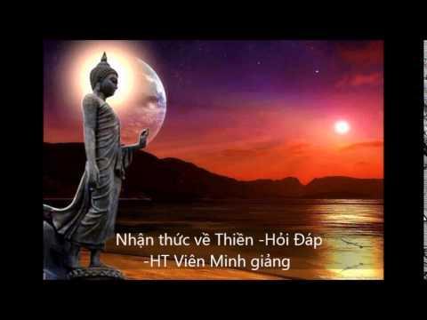 Nhận thức về Thiền