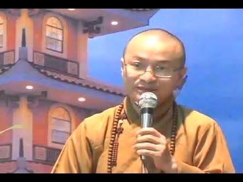 Hành pháp Dược Sư (04/11/2006) video do Thích Nhật Từ giảng