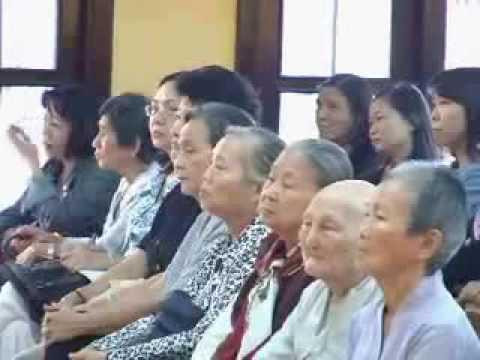 Kinh Trung Bộ 070: Theo dấu chân Thánh A (15/04/2007) video do Thích Nhật Từ giảng