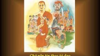 KINH PHÁP CÚ 13 - Phẩm THẾ GIAN - Nhạc Võ Tá Hân - Thơ Tuệ Kiên