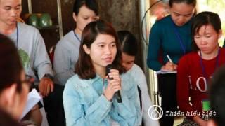 Sư Minh Niệm || Giờ Vấn Đáp || Bản Hoa Anh Đào || 17.02.2016