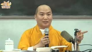 Kinh Trung Bộ Trích Giảng -  Sợ Hãi Và Khiếp Đảm (Số 4)