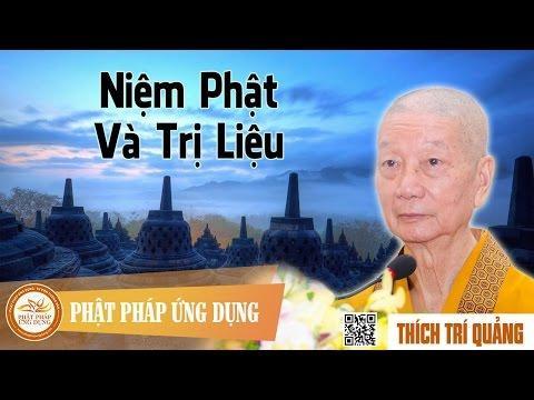 Niệm Phật Và Trị Liệu