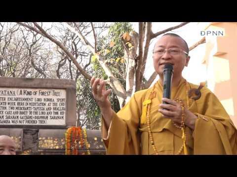 Hành hương Phật tích- Bồ Đề Đạo Tràng - Tuần lễ thứ 7 sau khi giác ngộ