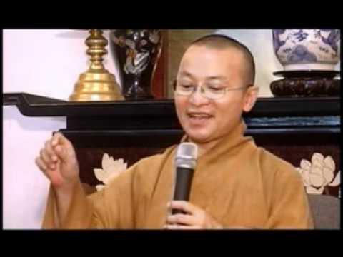Triết lý về đôi dép: Quan niệm PG về hạnh phúc lứa đôi (06/10/2008) video do Thích Nhật Từ giảng