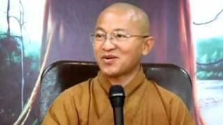 Bát Chánh Đạo 4: Chánh nghiệp - Hành vi chân chánh và hành vi thánh (18/10/2009) Thích Nhật Từ giảng