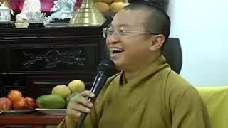 Con Đường An Vui - Phần 2/2 (01/08/2008) video do Thích Nhật Từ giảng