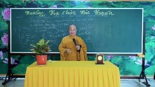 Bốn phương pháp thiền (Phần 3) || Thầy Thích Trí Huệ