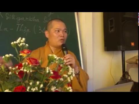 Kinh Địa Tạng giảng giải - Phần 01