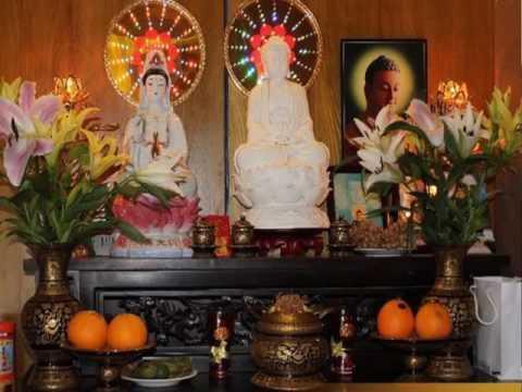 Thờ Phật Tại Tư Gia (phần 2)