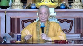 Thấy Phật - giảng về bài kệ tán Phật - MS 502/ 07072019 - HN
