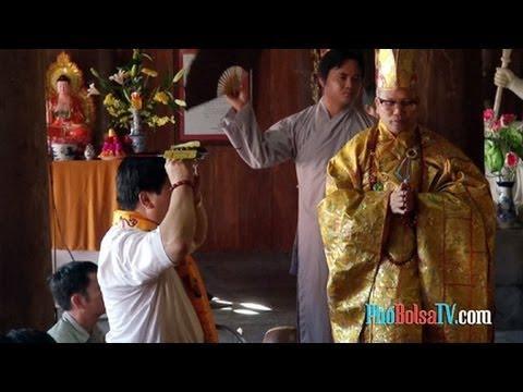 Đại Lễ Cầu Siêu trên đảo Song Tử Tây